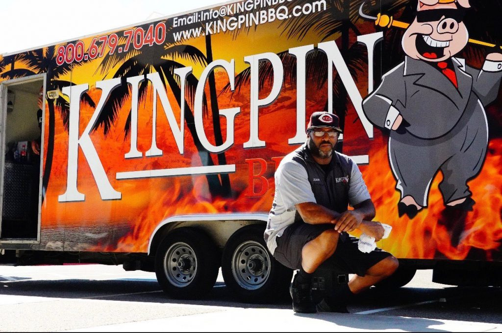 Kingpin BBQ Arizona